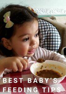 Best baby's Feeding Tips