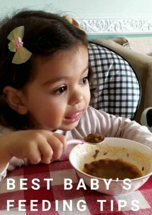 Best baby's Feeding Tips