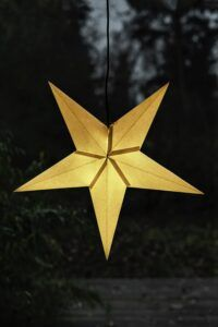 Gold Star- Ranking Symbol