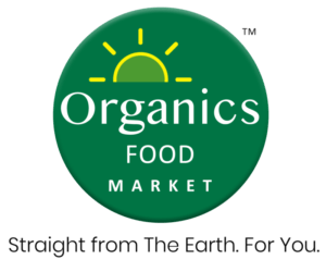 Baby's Feeding Tips- Organics Food Market Logo