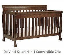 Kalani Convertible Baby Crib Furniture