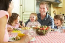 Baby'Feeding Tips- Family Eat Together Main Meal
