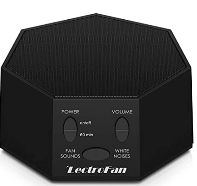 Best Sound Machines for Sleeping-LectroFan Adaptive Sound Technologies High Fidelity White Noise Sound Machine
