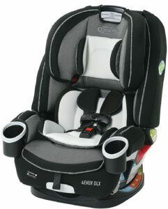 Graco 4Ever DLX 4 in 1 Car Seat, Fairmont