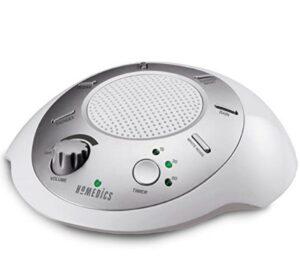 Best Sound Machines for Sleeping-Homedics White Noise Sound Machine