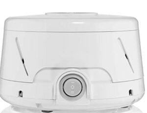 Best Sound Machines for Sleeping-Marpac Dohm Classic (White)