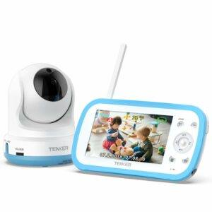 The Best Baby Monitor with 2 Cameras