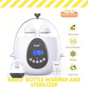 Best Baby Bottle Warmer and Sterilizer-Bable Bottle Warmer, and Sterilizer