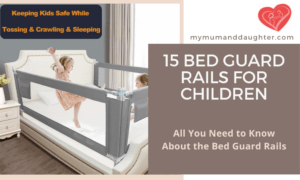 Bed Guard Rails for Children