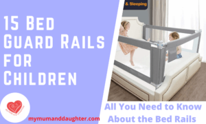 Bed Guard Rails for Children- Feature Images