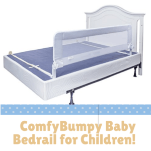 Bed Guard Rails for Children-ComfyBumpy Baby Bedrail for Children