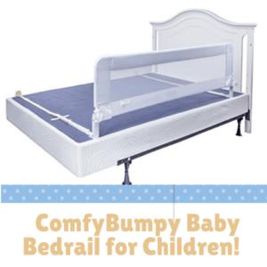 Bed Guard Rails for Children