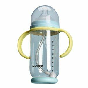 Best Baby Bottles Newborns - LVAIJING Baby Bottle Ppsu Anti-Flatulence
