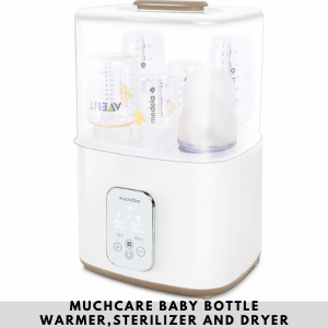 Best Baby Bottle Warmer and Sterilizer-Muchcare Baby Bottle warmer and Sterilizer and Dryer