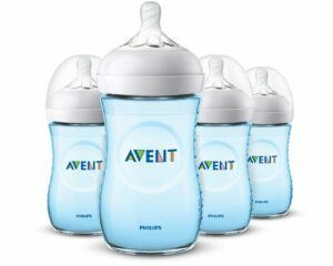 Best Baby Bottles Newborns-Philips Avent Natural Baby Bottle 9 oz.