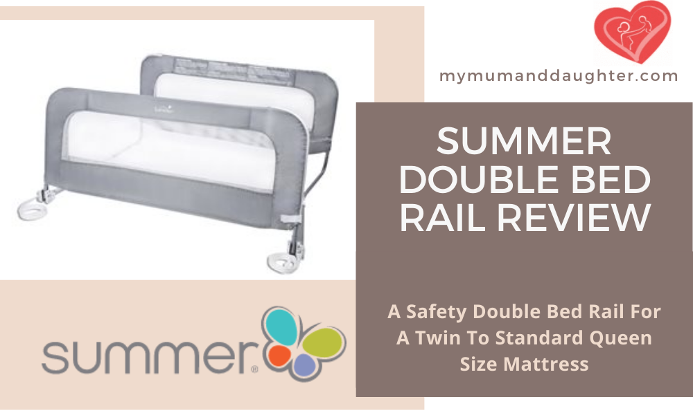 Summer Double Bed Rail