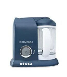 Baby Food Makers 2020- Babycook 4 in 1 Steam Cooker and Blender