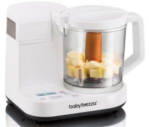 Baby Food Makers 2020-Baby Brezza Glass Baby Food Maker 4 Cups