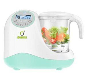 Baby Food Makers 2020-Bubos 5-in-1 Smart Baby Food Maker