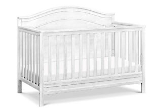 The Best Baby Cribs 2020-DaVinci Charlie 4-in-1 Convertible Crib in Cottage White