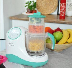 Baby Food Makers 2020- Baby Food Maker 8 in 1 by Homia