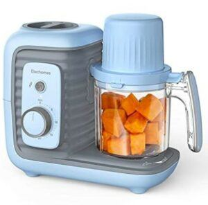 Baby Food Makers 2020- Elechomes 8 in 1 Baby Food Processor