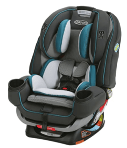 Graco Car Seats On Sale-Graco 4Ever Extend2Fit 4 In 1 Car Seat , Seaton