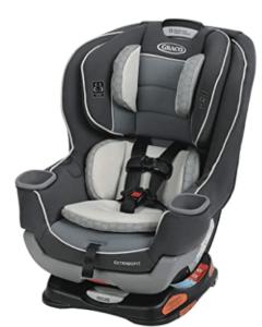 Graco Car Seats On Sale-Graco Extend2Fit Convertible Car Seat, Davis