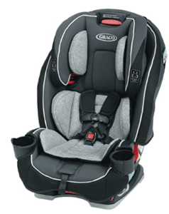 Graco Car Seats On Sale-Graco SlimFit 3 In 1 Convertible Car Seat, Darcie