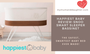 Happiest Baby Review - My Mum and Daughter