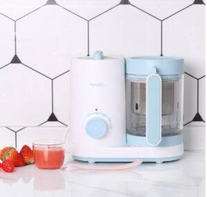 Baby Food Makers 2020-Papablic All-in-1 Baby Food Maker
