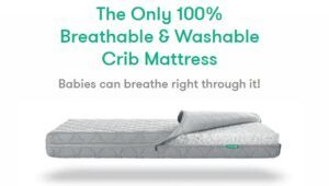 Newton Waterproof Crib Mattress -Ultimate Waterproof Crib Mattress