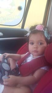 Britax Romer Car Seat Review - My Daughter on Romer Evolva Car Seat
