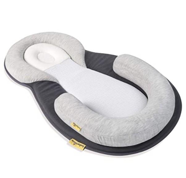 Top Rated Baby Floor Seats-Babymoov Cosydream Original Newborn Lounger