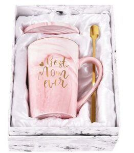 Mother And Daughter Gift Ideas-Best Mom Ever Coffee Mug
