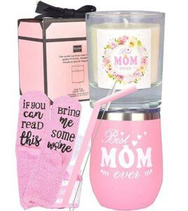 Mother And Daughter Gift Ideas-Meant2Tobe Best Mom Gifts Set for Mom from Daughter, Son, Kids, Husband