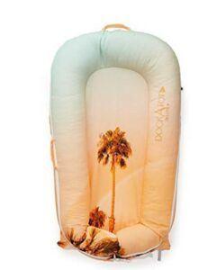 Top Rated Baby Floor Seats-DockATot Deluxe+ Dock (Desert Palm)
