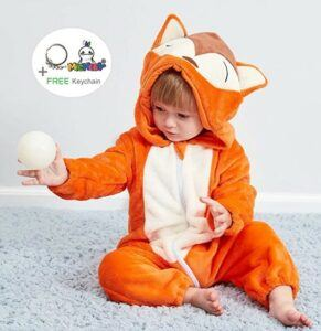 Funny Baby Halloween Costumes-MICHLEY Unisex Baby Animal Costume