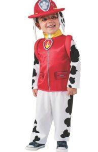 Funny Baby Halloween Costumes-Rubie's Paw Patrol Marshall Child Costume, Toddler