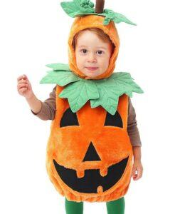 Funny Baby Halloween Costumes-Spooktacular Creations Baby Pumpkin Costume