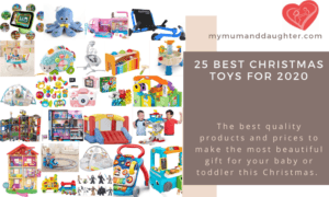 Best Christmas Toys For 2020-My Mum And Daughter