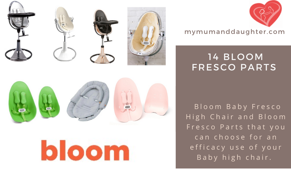 Bloom Fresco Parts-My Mum And Daughter
