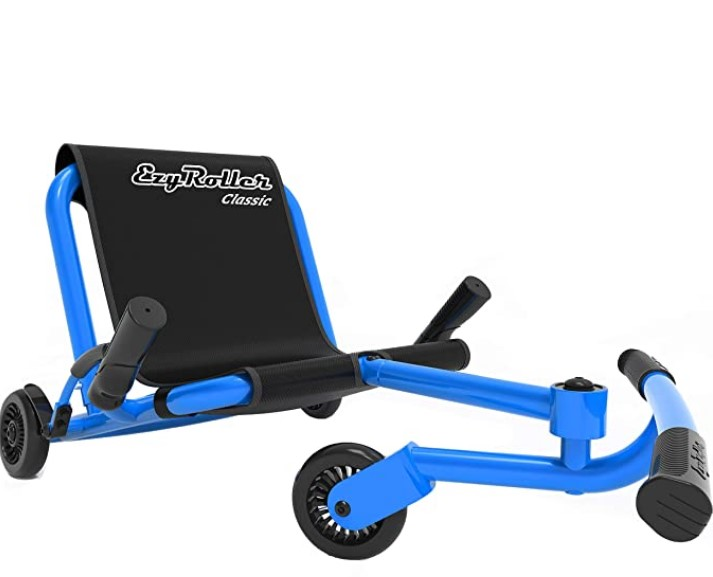 Best Christmas Toys For 2020-EzyRoller Classic Ride On - Blue