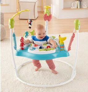 Best Christmas Toys For 2020-Fisher-Price Color Climbers Jumperoo