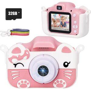 Best Christmas Toys For 2020-JLtech Kids Camera Digital Video Recorder Camera Toys