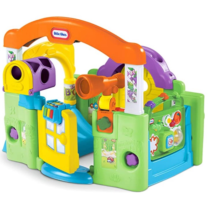 Best Christmas Toys For 2020-Little Tikes Activity Garden Baby Playset