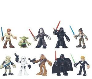 Best Christmas Toys For 2020-Star Wars Galactic Heroes Galactic Rivals Action Figure