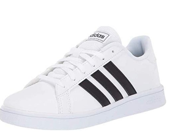 Adidas Shoes For Toddler Girl-adidas Kids' Grand Court Sneaker