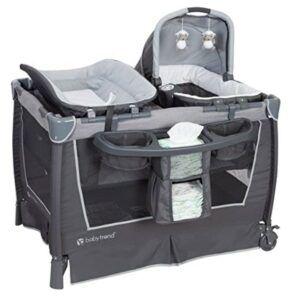 Black Friday Deals 2020 For-Baby Trend Retreat Nursery Center