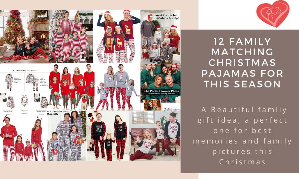 Family Matching Christmas Pajamas For-My Mum And Daughter